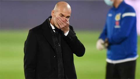 Real Madrid: Họa vô đơn chí