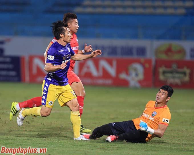 Tấn Tài (Hà Nội FC) có cơ hội đối đầu với đội bóng cũ