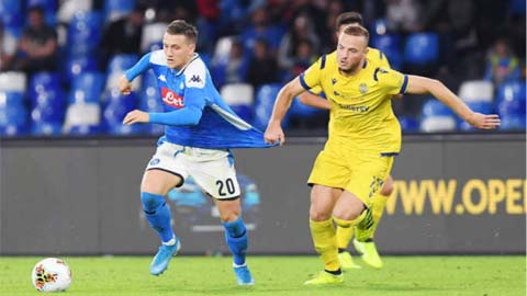Soi kèo: Trận Verona vs Napoli có từ 2 đến 3 bàn
