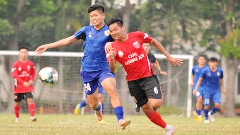 Quảng Nam toàn thắng 2 trận giao hữu với Long An