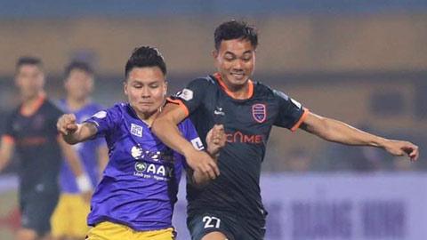 """Hà Nội FC đã """"chết"""" như thế nào trước Bình Dương?"""