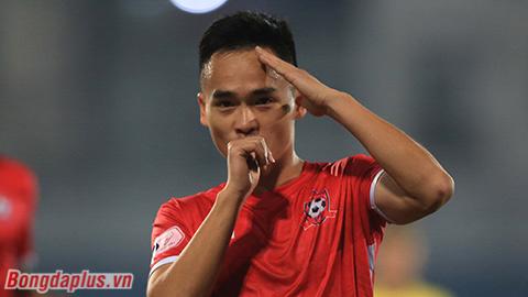 """Phú Nguyên, cầu thủ """"hot"""" nhất V.League 2021 sau 2 trận đầu"""