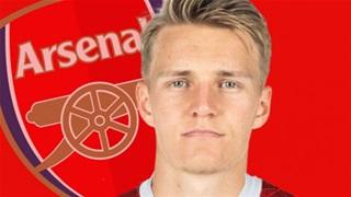 Arsenal chốt xong hợp đồng mượn Odegaard tới cuối mùa