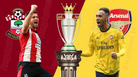 Nhận định bóng đá Southampton vs Arsenal, 03h15 ngày 27/1