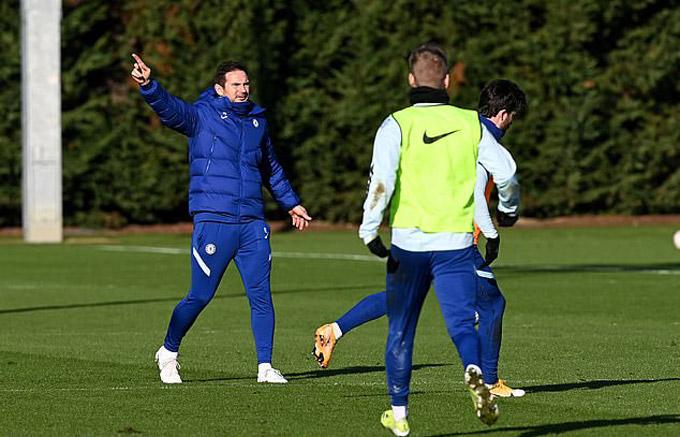 Chelsea của Lampard sẽ chơi khởi sắc hơn ở giai đoạn tới?