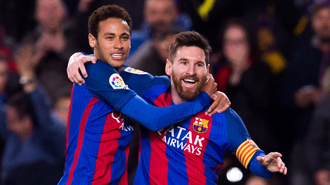 PSG có cần cặp Neymar - Messi?