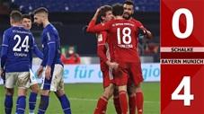 Schalke 0-4 Bayern Munich (Vòng 18 Bundesliga 2020/21)