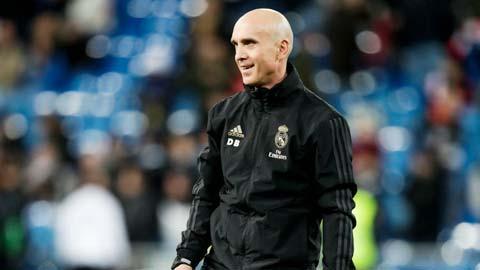 Real Madrid hồi sinh với 'gã hói' Bettoni