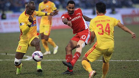 Viettel, Hà Nội và Sài Gòn FC sẽ đá sân trung lập ở cúp châu Á