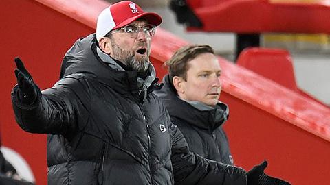 """Klopp: """"Liverpool vẫn đang đi đúng hướng"""""""