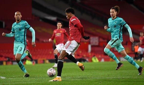 Rhys Williams là cầu thủ thi đấu kém nhất trận MU vs Liverpool