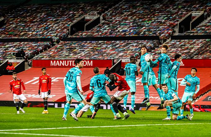 MU giành chiến thắng trước Liverpool tại vòng 4 FA Cup