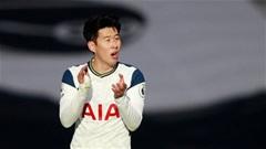 Son Heung-min nhận giải thưởng cao quý của AFC