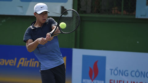 Giải quần vợt VTF Masters 500-1– Hai Dang Cup 2021 khởi tranh