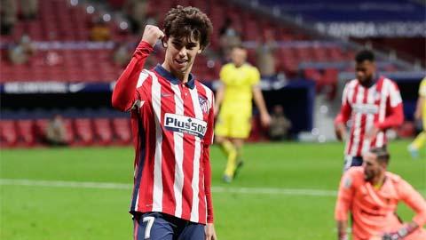 Atletico Madrid: Câu trả lời của Joao Felix