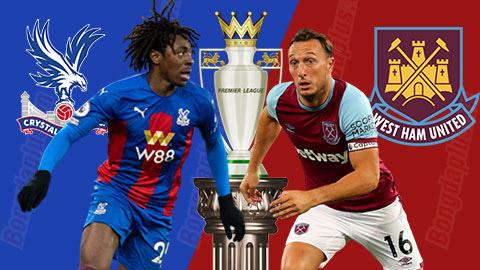 Nhận định bóng đá Crystal Palace vs West Ham, 1h00 ngày 27/01: Búa tạ lại chia điểm ở derby