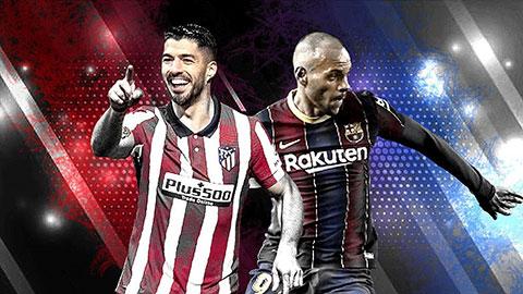 Suarez vs Braithwaite: Canh bạc thất bại của Barca