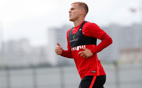Kokorin chuẩn bị chuyển tới Fiorentina