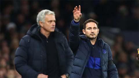 Mourinho buồn khi Lampard bị Chelsea sa thải