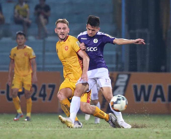 Gramoz Kurtaj trở lại Thanh Hoá - đội bóng anh từng gắn bó ở V.League 2019