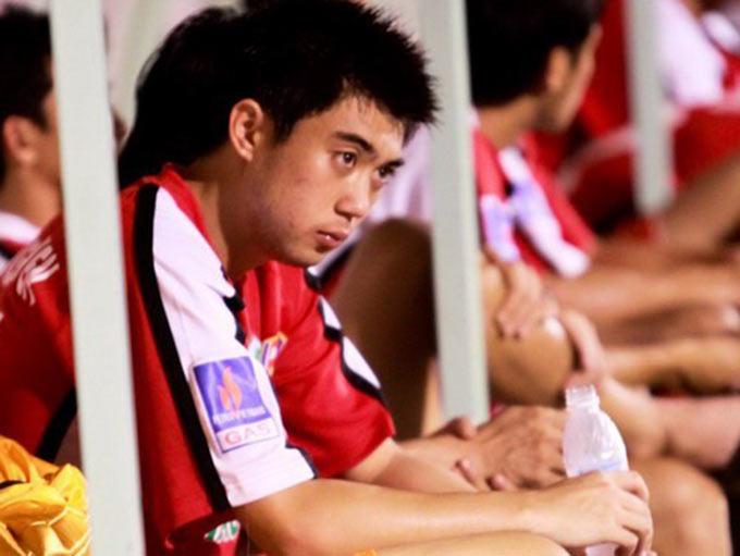Lee Nguyễn mâu thuẫn với Kiatisak ở mùa giải 2010