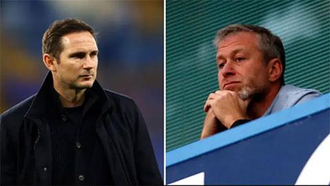 Chelsea sa thải Lampard phũ phàng như thế nào?