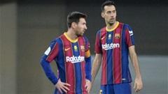 Barca không thể trả lương cho Messi và đồng đội trong tháng 1