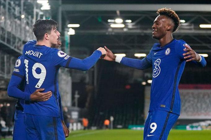 Lampard đã giúp nhiều cầu thủ từ học viện của Chelsea có cơ hội phát triển như Mount hay Abraham