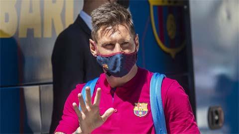 Lộ dấu hiệu Messi sẽ đầu quân cho PSG