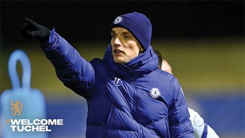 Chelsea chính thức bổ nhiệm Tuchel