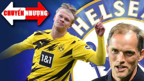 Tin chuyển nhượng 27/1: Vừa tới Chelsea, HLV Tuchel đã đưa 'sát thủ' của Dortmund vào tầm ngắm