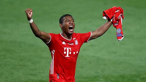 Chelsea tự tin giành Alaba sau khi bổ nhiệm Tuchel