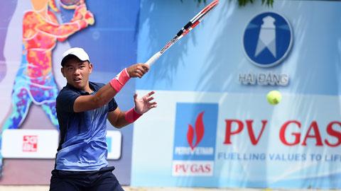Giải quần vợt VTF Masters 500-1 năm 2021: Lý Hoàng Nam và các hạt giống thắng dễ
