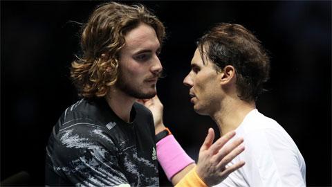 """Stefanos Tsitsipas: """"Tôi đã có cách hạ Nadal ở Roland Garros"""""""