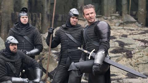 """Beckham trong """"King Arthur: Legend of the Sword"""""""