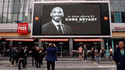 Nhớ công kết nối 2 châu lục của huyền thoại Kobe Bryant