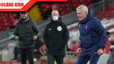 Tottenham vs Liverpool: Cơ hội của Mourinho