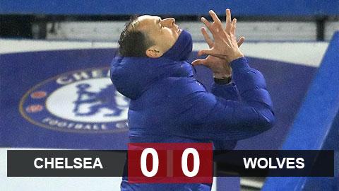 Chelsea bị Wolves cầm hòa trong trận ra mắt của HLV Tuchel
