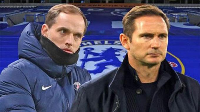 HLV Tuchel đã có trận hòa 0-0 ở Stamford Bridge cùng Chelsea ngang bằng với Lampard