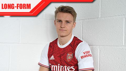 Odegaard gia nhập Arsenal: Lời tuyên bố của Real
