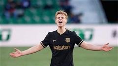 De Jong: Đấng cứu thế mới của Barca