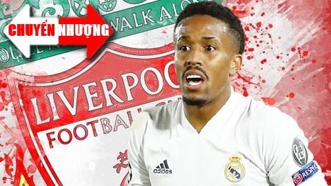Tin chuyển nhượng 29/1: Cạn kiệt trung vệ, Liverpool cuống cuồng dứt điểm vụ Militao