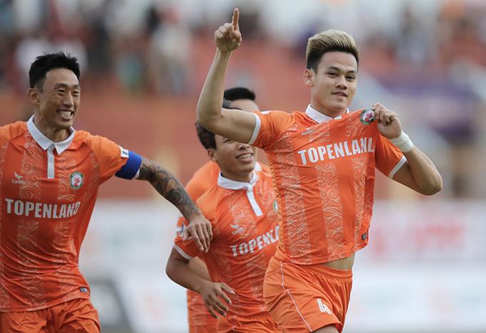 T.Bình Định tự tin có điểm trên sân HAGL
