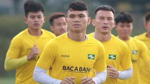 Trận đấu giữa Sài Gòn – SLNA vẫn diễn ra bình thường