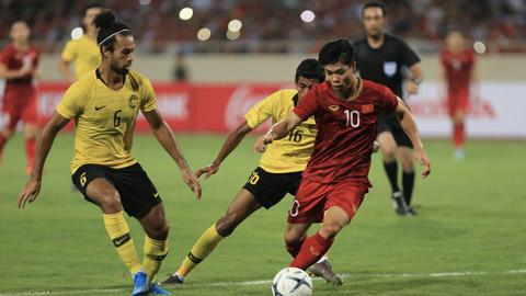 Vòng loại thứ hai World Cup 2022 - Khu vực châu Á: Malaysia xin hoãn gặp Việt Nam