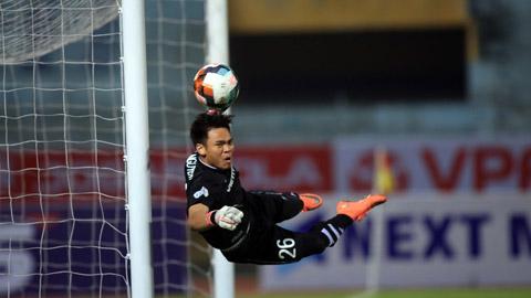 Trần Nguyên Mạnh - Thủ môn xuất sắc nhất V.League 2020