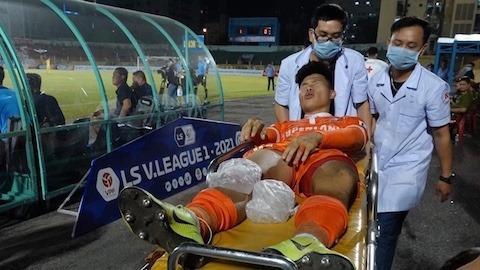 Phạm Văn Thành khả năng nghỉ hết mùa giải 2021