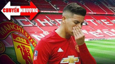 Tin chuyển nhượng 30/1: MU giải phóng hợp đồng với Rojo