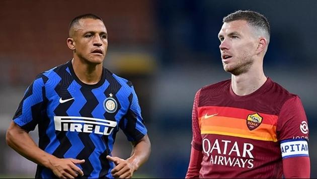 Inter và Roma không đạt được thỏa thuận trao đổi