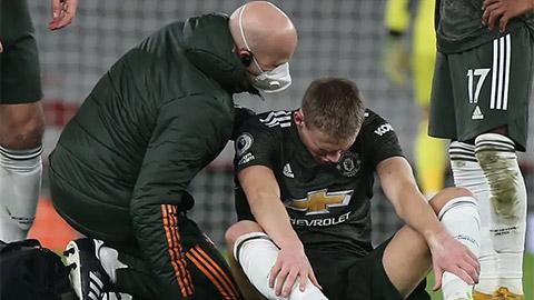 Chấn thương của McTominay không đáng ngại